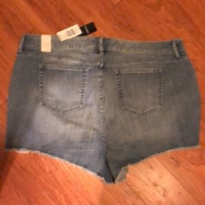 torrid Shorts - NWT Torrid high rise shorts size 24